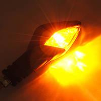 Универсальный мотоцикл LED включите свет мигалка мигалкой индикатор