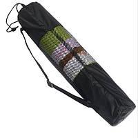 Йога коврик нейлон сумка фитнес-носитель сетка ремень центр