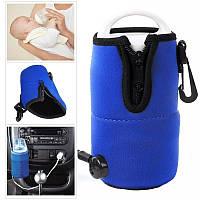 12В Универсальное зарядное молока бутылка для подогрева чашек подогреватель для новорожденных детей
