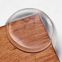 Сферический прозрачный стол угловой протектор для безопасности младенца