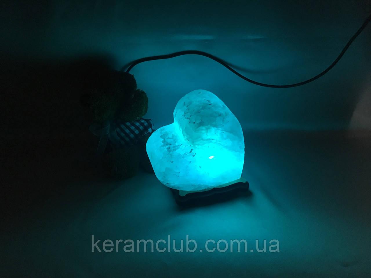 "USB-светильник ""сердце"""