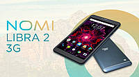 Планшет Nomi Libra 2 C080010 Dark Blue 1/16gb 3500 мАч MediaTek MTK8321