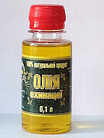 Масло ЭХИНАЦЕИ 100мл , фото 1