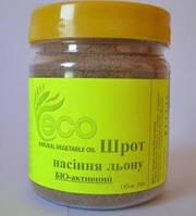 Шрот семян ЛЬНА 200грамм, фото 1
