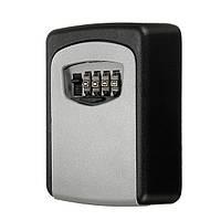 Цинкового сплава настенное крепление ключевую коробку с кодовым замком безопасности ключи хранения
