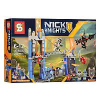 "Конструктор Nexo Knights ""Замок"" Нексо Найтс 288 дет. Senco аналог арт. SY574"