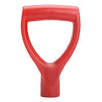 Пластиковый красный ковш Poly D Захват ручки Замена лужайки снегоуборочная лопата Лопата вилочной лопаты