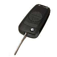 2 кнопки флип дистанционный ключ брелок чехол для Ниссан х-Трейл примера