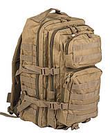 Рюкзак Mil-Tec штурмовой Assault 36 л coyote