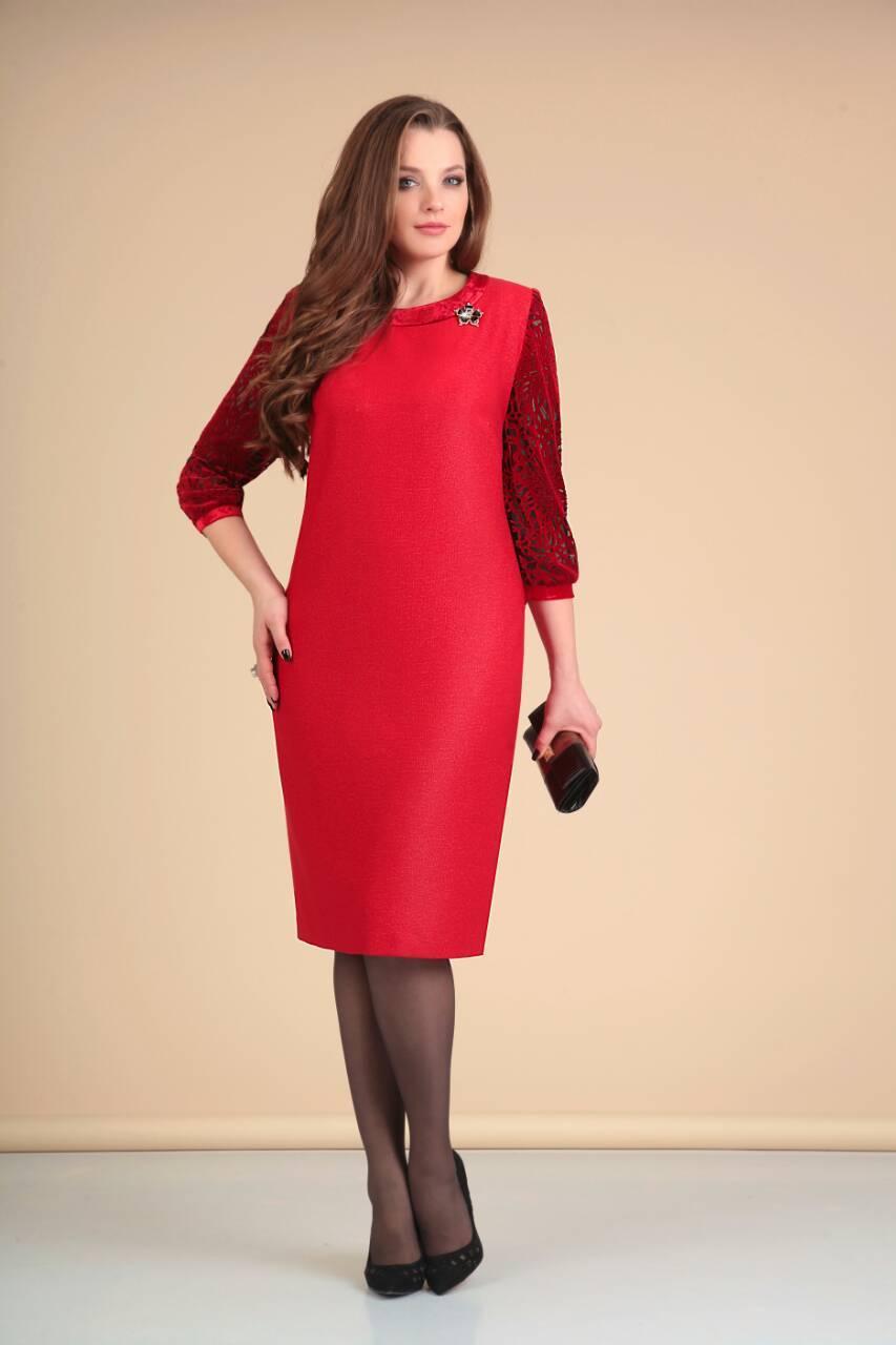 Женское праздничное женское платье МЛ-658-17