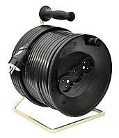 Удлинитель на катушке 50 м - 2х1,5 мм