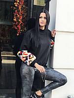 Модный женский свитшот Турция