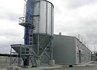 Силос Пеллетный СПТ - Система механизированной подачи топлива. Под ключ.