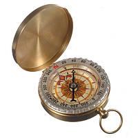 Открытый отдых туризм выживание компас латунный карманный компас
