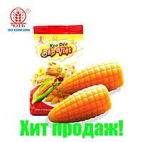 Натуральні жувальні цукерки Corn Candy зі смаком кукурудзи 400 г, дуже смачні, В'єтнам