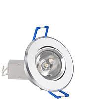 Лампа 3W 300lm осветите 3500k теплый белый LED потолочное освещение 100-240В