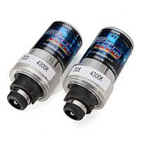 Цоколь D2S / р автомобильные Ксеноновые лампы спрятал преобразования линзы 4300к-12000к