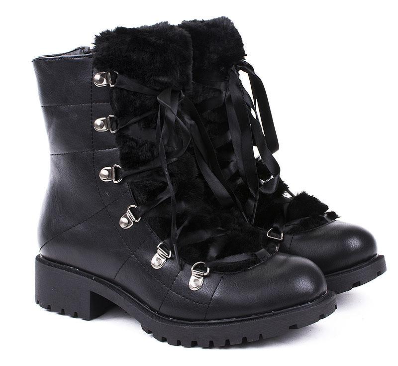 Женские ботинки Baskett
