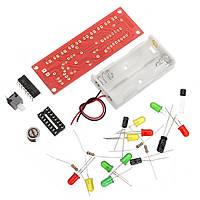 Cd4017 голосовое управление LED мигающий комплект электронного DIY