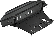 Защита двигателя Kia Sportage (c 2016---) оцинкованная