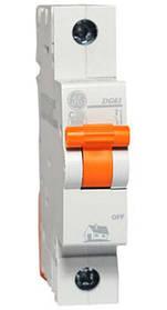 Автоматичний вимикач 1р 16А General Electric серія DMS 6кА