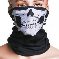 Череп головы многоцелевая износа шлема мотоцикла шарф лицо шапка маска