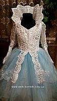 Новогоднее платье Снежная королева