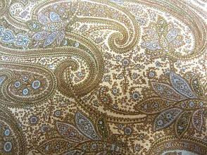 Полуторный комплект постельного белья (перкаль) Кашмир, фото 2