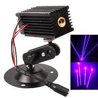 3V 405nm 5mw фиолетовый луч лазера модуль для позиционирования этап