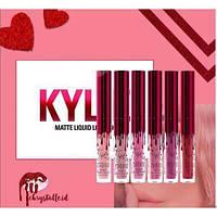 Набор матовых помад Kylie Valentine's Edition 2