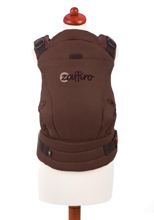 Эргономичный рюкзак-переноска для детей «ЕСО Design «Womar  коричневый