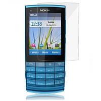 ЖК-экран протектор фильм гвардии для Nokia X3-02
