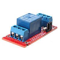 10шт 1-канальный 12В ч/л уровень оптопара модуль реле для Arduino