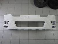 Губа накладка переднего бампера тюнинг Volkswagen VW T5