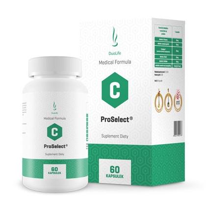 DuoLife ПроСелект® - Связывает токсины и помогает сохранить здоровой печень.