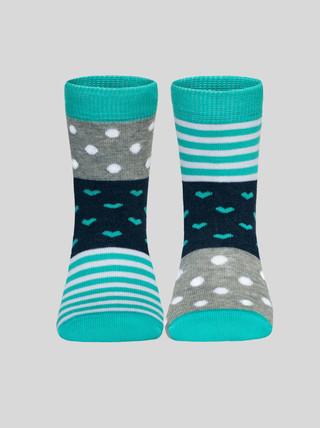Носки детские TIP-TOP (весёлые ножки)  17С-10СП, р.18, 282 , хлопок 72%