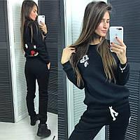 """Женский модный костюм """"Микки"""" (3 цвета), фото 1"""
