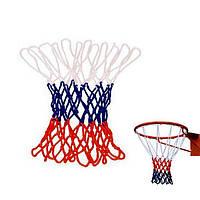 Overstriking твердые три цвета полипропилена баскетбольную сетку расширенных