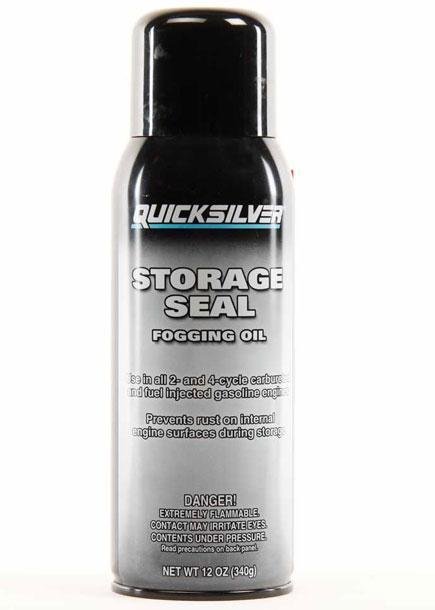 Консервант Quicksilver Storage seal 858081Q03