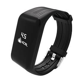 Фитнес Activity Tracker В реальном времени Сердце Рейтинг Монитор Водонепроницаемы Smart Wristband-1TopShop