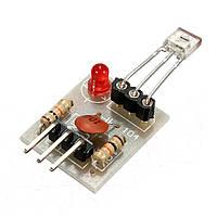 2шт лазерный приемник нон-модулятор трубки датчика модуль для Arduino