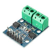 Модуль контроллера 2Pcs L9110S H мост шаговый двигатель Dual DC драйвер