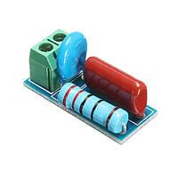 RC Resistance Surge Absorption Circuit Relay Контакт Защита Цепь Электромагнитная