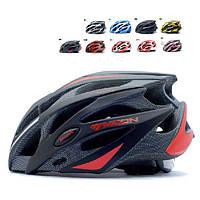 Луна велосипед Велоспорт шлем цельный корпус сверхлегкий шоссейный велосипед МТБ