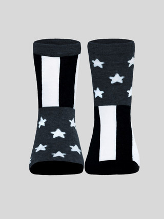 Носки детские TIP-TOP (весёлые ножки)  17С-10СП, р.20, 280 , хлопок 72%