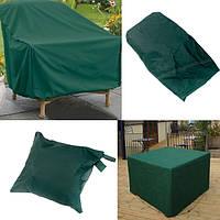 280x206x108cm водонепроницаемый открытый набор мебели покрытие стола убежище