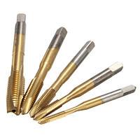 Правой рукой коснитесь спираль указал м3 до М8 для нарезания резьбы режущие инструменты