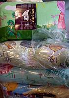 Подушка детская холлофайбер бязь голд 40*60, фото 1
