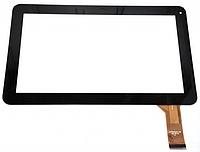 Оригинальный тачскрин / сенсор (сенсорное стекло) для Nomi A10100 (черный цвет, самоклейка)
