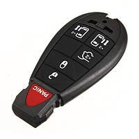 6 кнопка брелока бесключевого дистанционного передатчика для Крайслер Додж